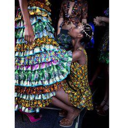 """African Catwalk"" på Radisson Blu Strand Hotel"