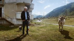 "Jens Olof Lasthein - ""Meanwhile Across the Mountain """
