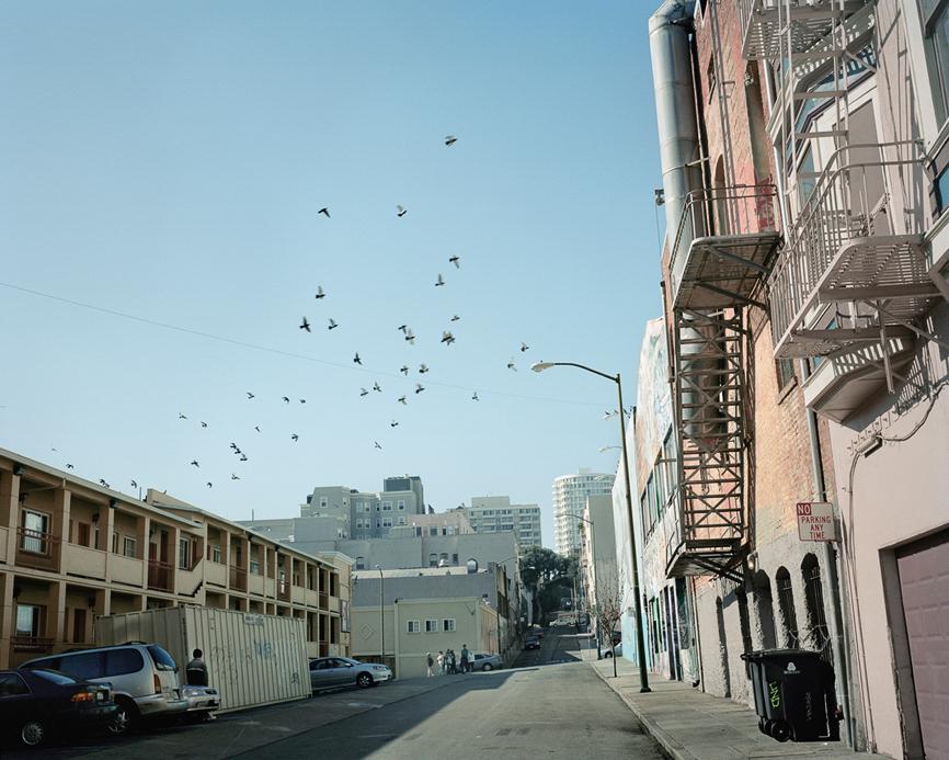 """© Hannah Modigh Titel: Ur serien """"Sunday mornin´comin´down"""" Plats/Datum: San Fransisco, tenderloin 2009 Bildmått: 51x64 cm Teknik: Arkivbeständig pigmentbläckutskrift Montering: Säljs oinramad Upplaga: 6 + 2 AP Signerad:  Ja  Pris: 13 000 SEK"""