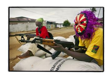 Liberia 2003 Foto: © Martin Adler