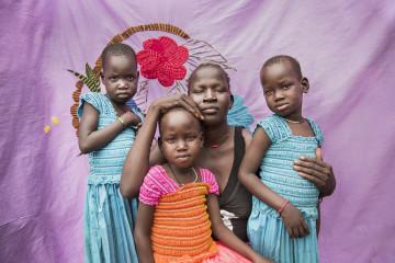 """""""Milaya"""", Uganda © Nora Lorek/National Geographic"""
