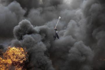 © Paul Hansen - Gaza 2018 ÅRETS FOTOGRAF