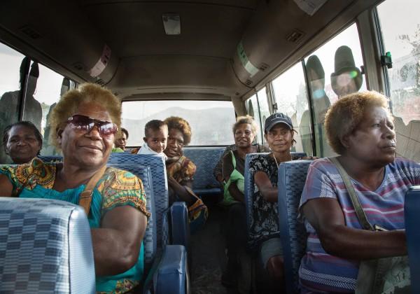 © Martina Holmberg. Papau Nya Guinea