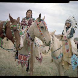 Erika Larsen - People of the Horse
