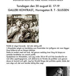 Boksignering med Karl Melander