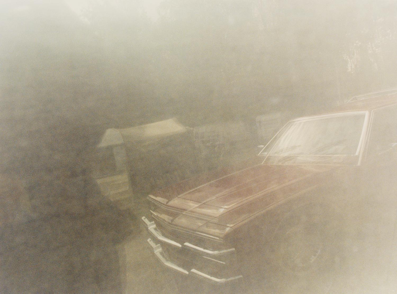 © Rikard Laving. Caravan 16, Stockholm 2002–2005.  Bildmått: 30×40 cm / Inramad ca 32×42 cm. Analog C- print. Upplaga: 1/3. Signerad.  Pris: SEK 4 000