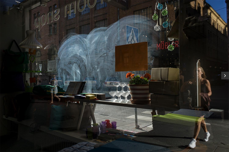 6. Misha Pedan. Stockholm 2016.  Utropspris: 4 500:-         Bildmått: 40×60 cm / Inramad 50×70 cm. Arkivbeständig pigmentbläckutskrift. Edition 1/5. Signerad.